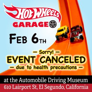 HWG Feb 6 CANCELED
