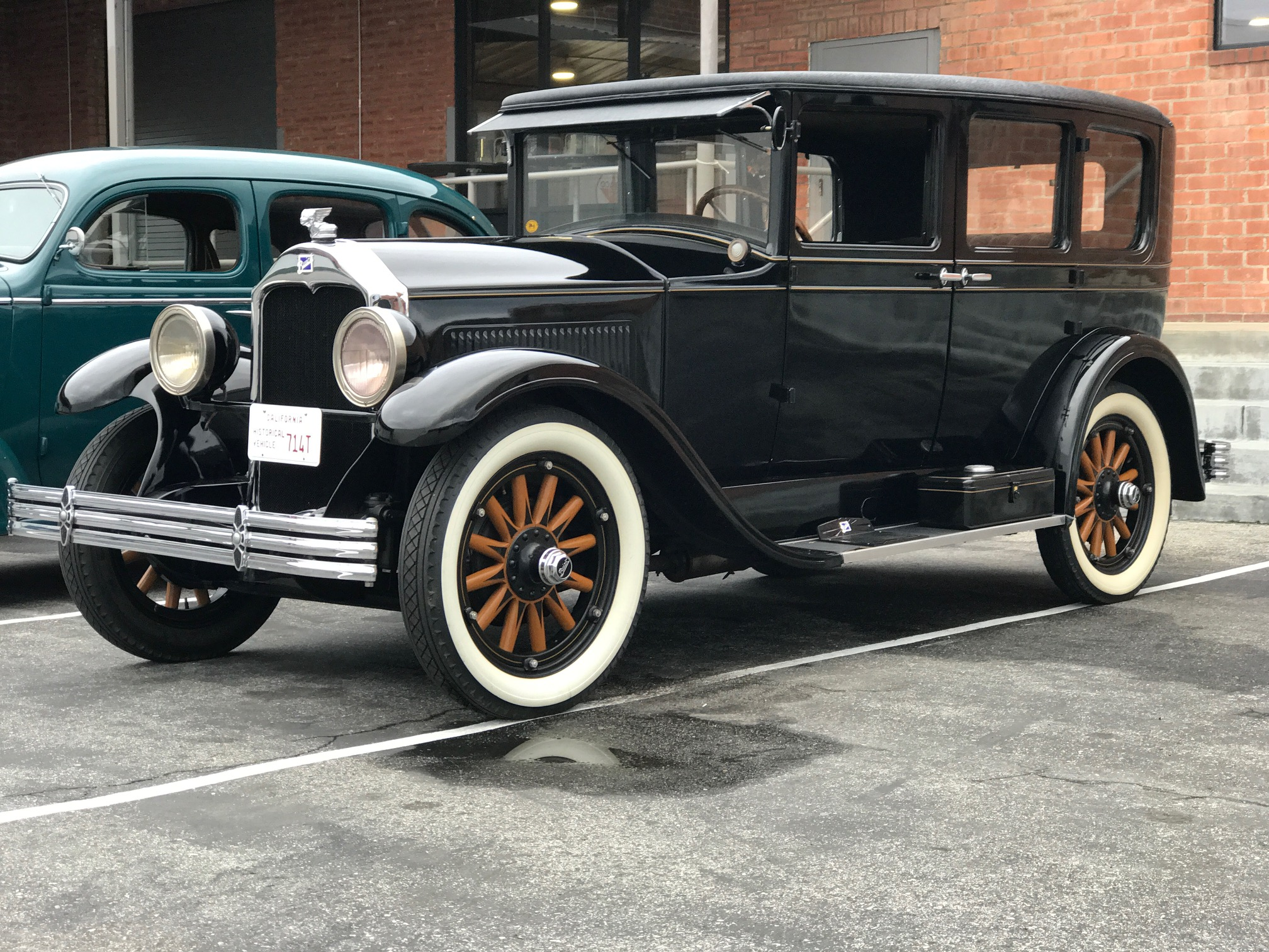 1928 Buick for rent