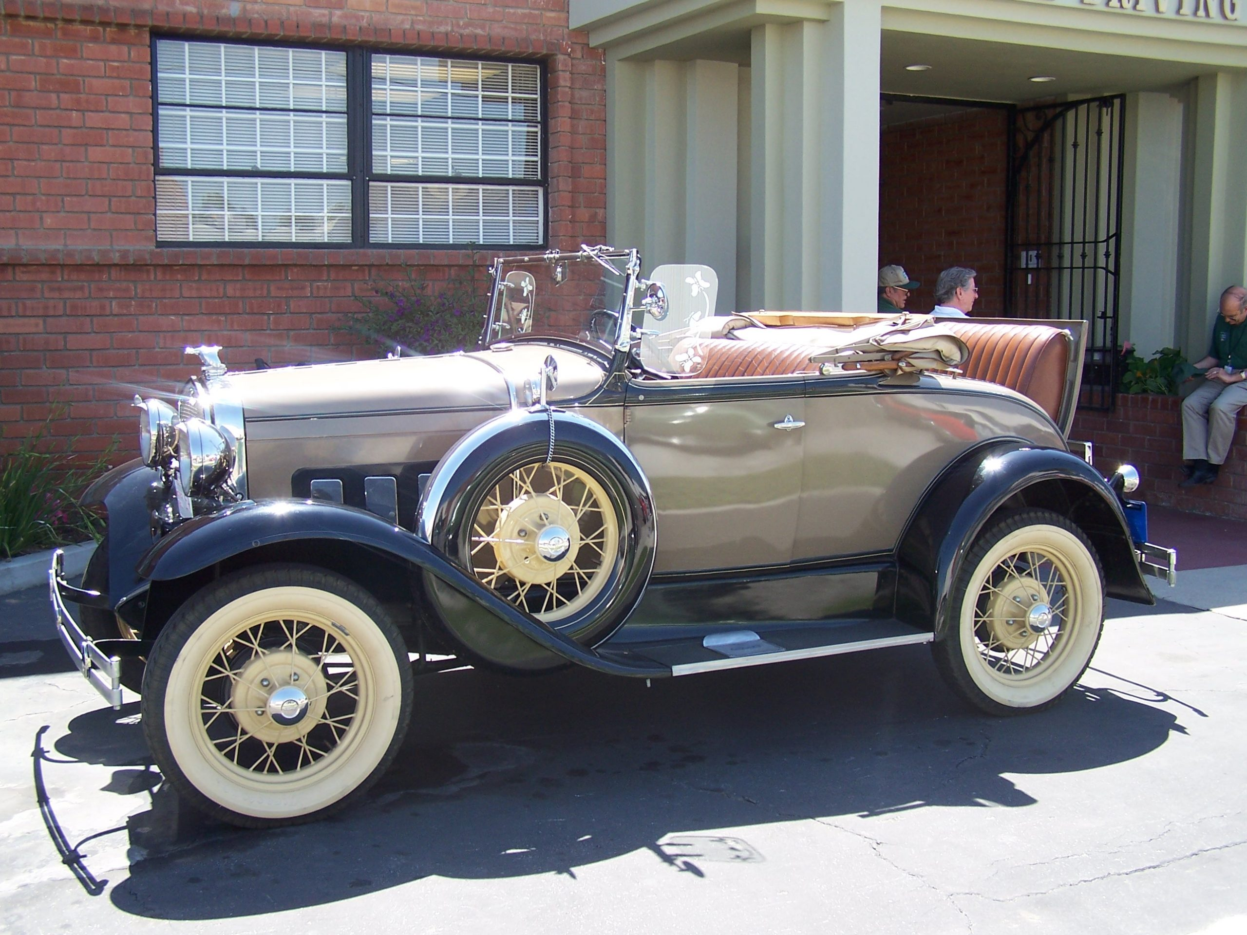 1931 Ford Model A1 for rent