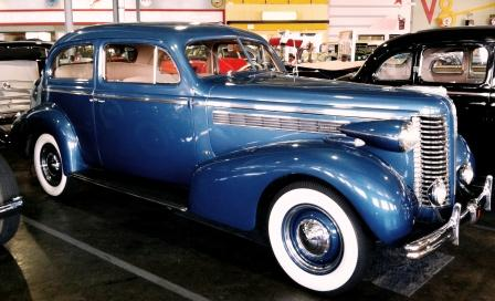 1938 Buick for rent