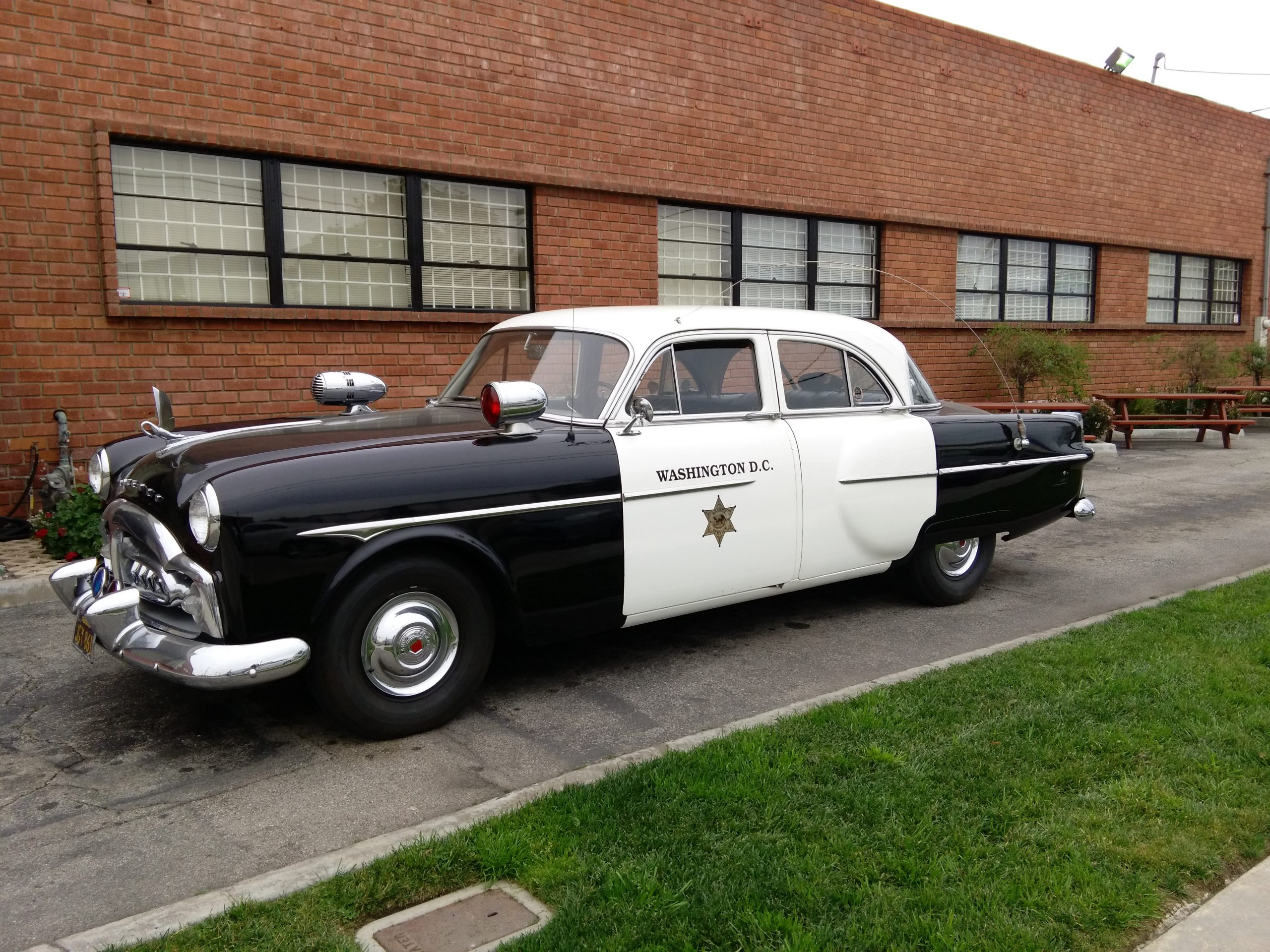 1951 Packard Police Car For Rent