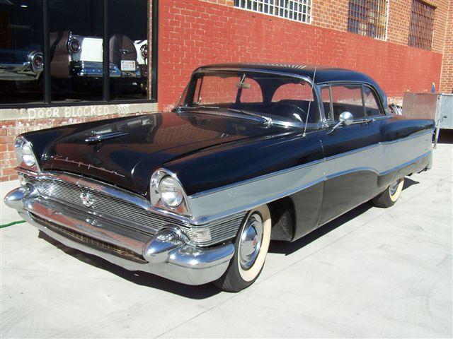 1956 Packard Super Clipper for rent