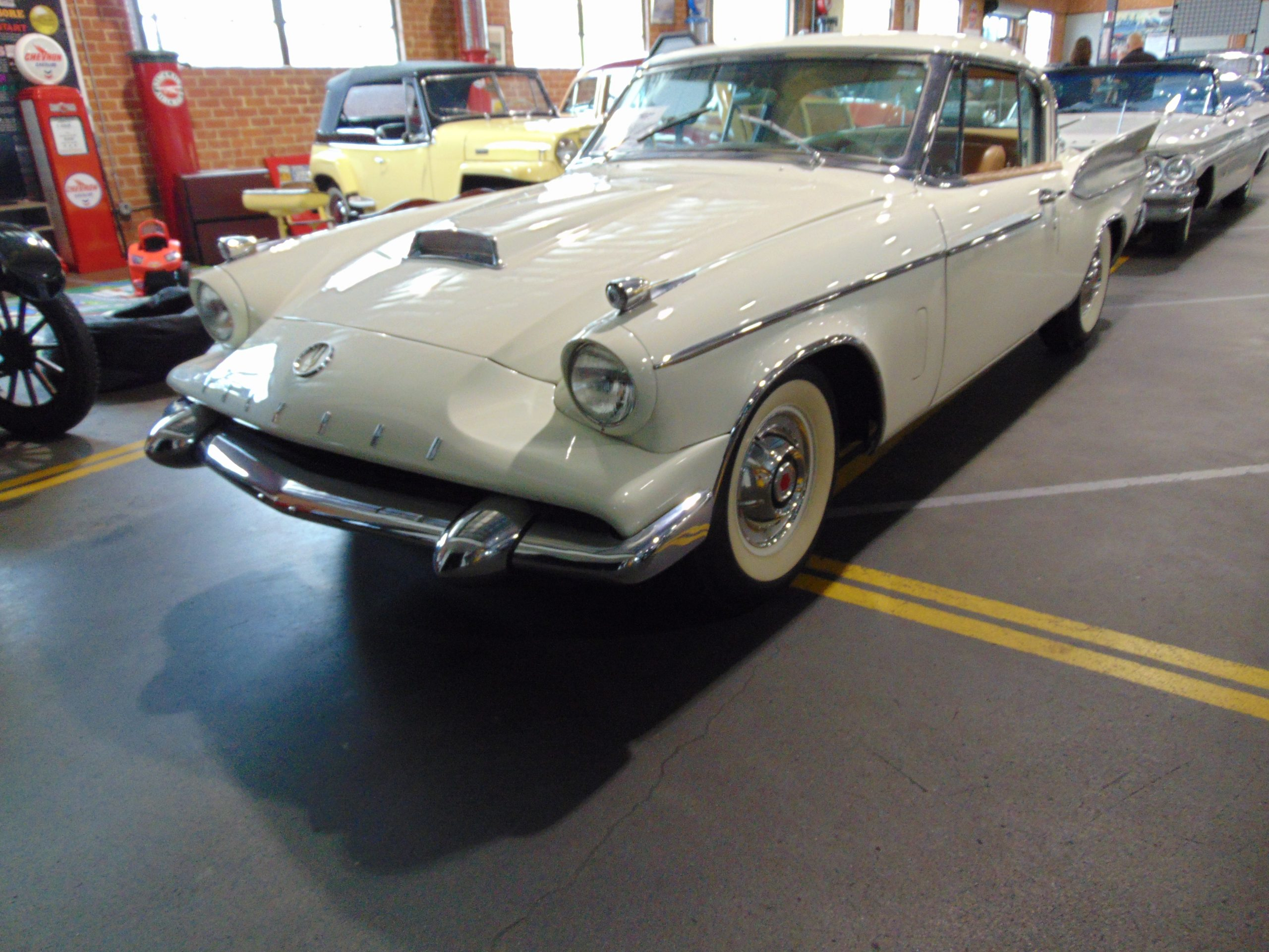 1958 Packard hawk for rent