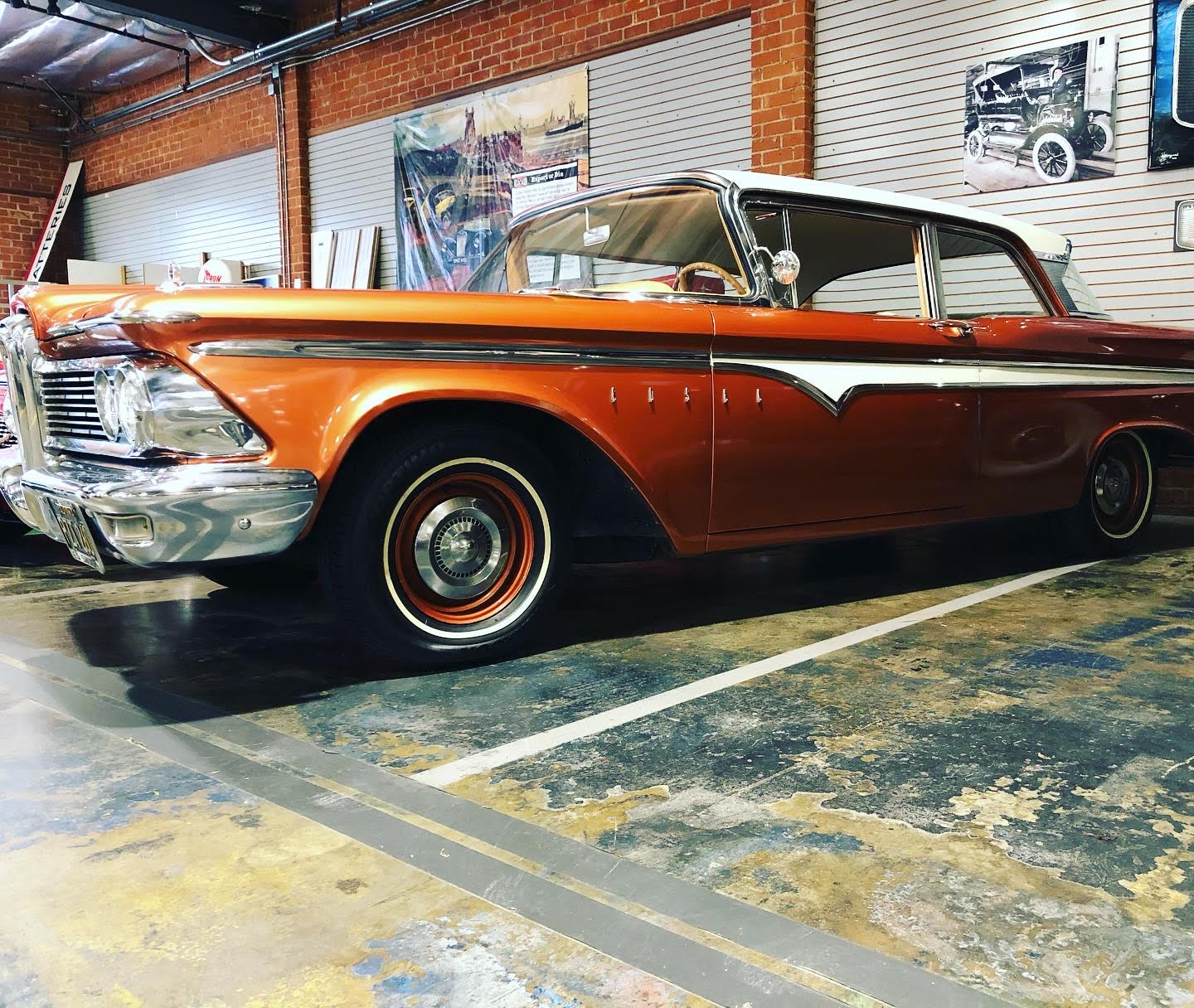 1959 Edsel for rent