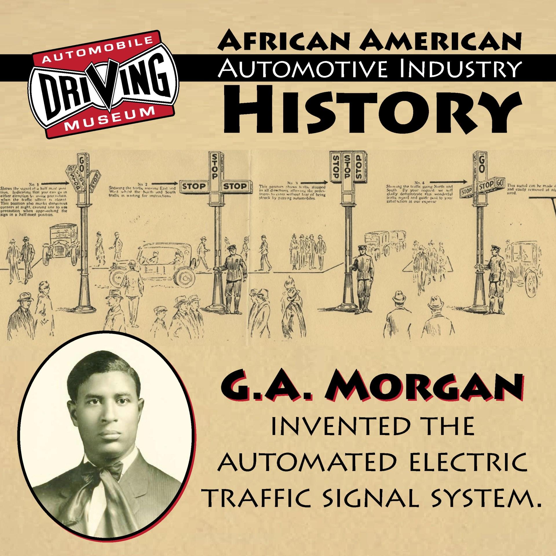 Garret Morgan Black History