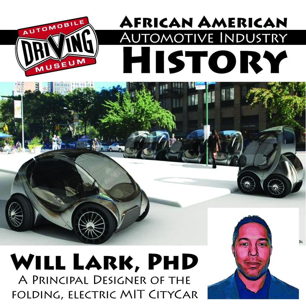 Will Lark PhD Black History