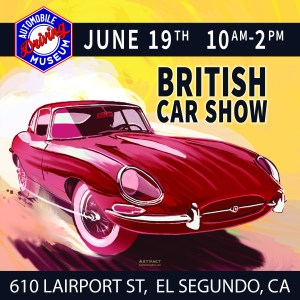 British Car Show El Segundo