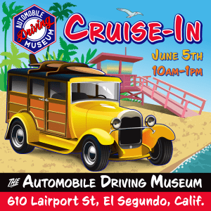 Cruise- In at the ADM