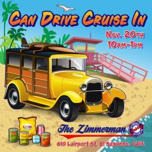 Nov Can Drive in El Segundo