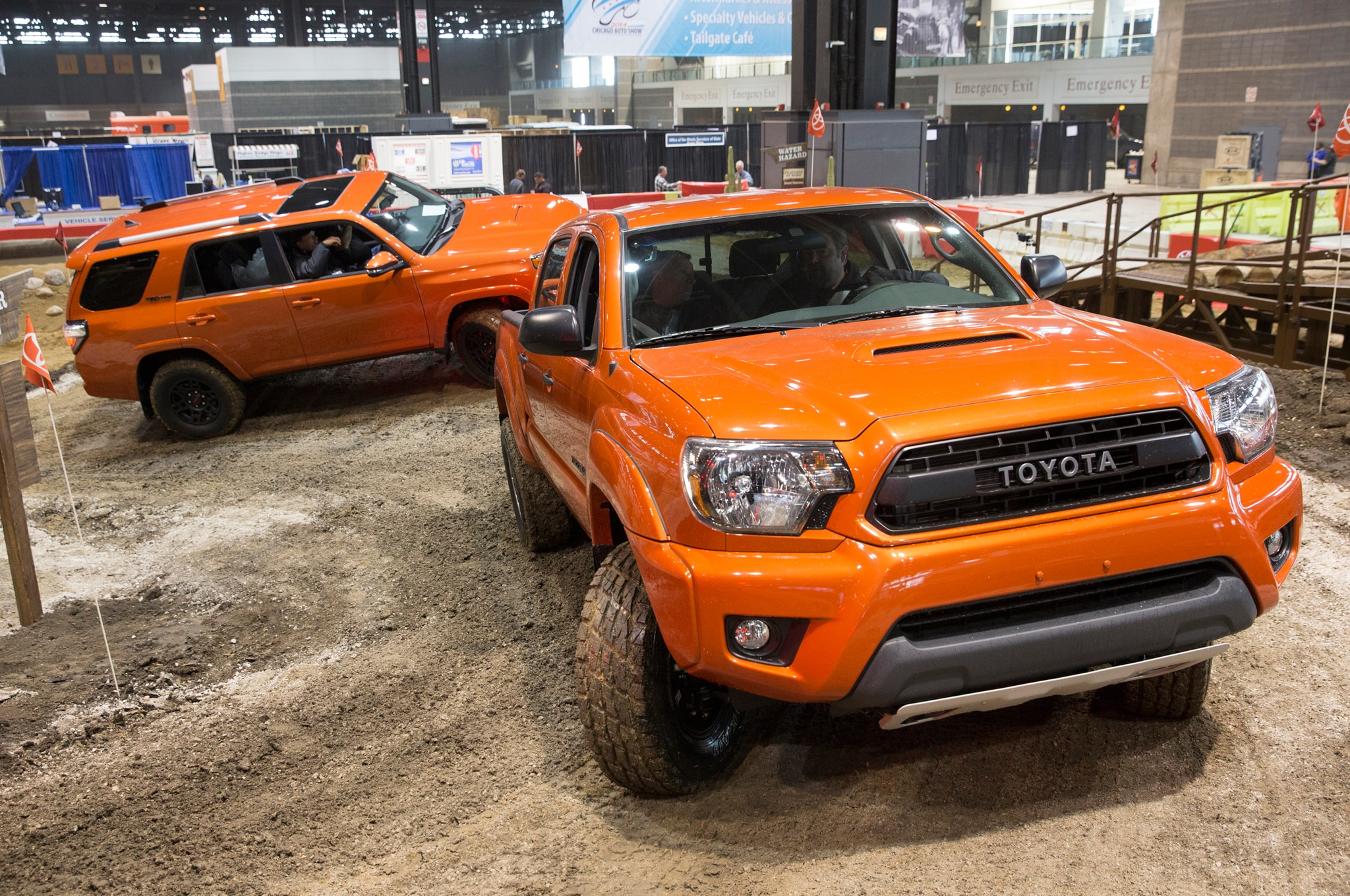 toyota trd pro series introduced for