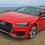 The Audi Rs5 Sportback Is A Monster Lurking In A Practical Body