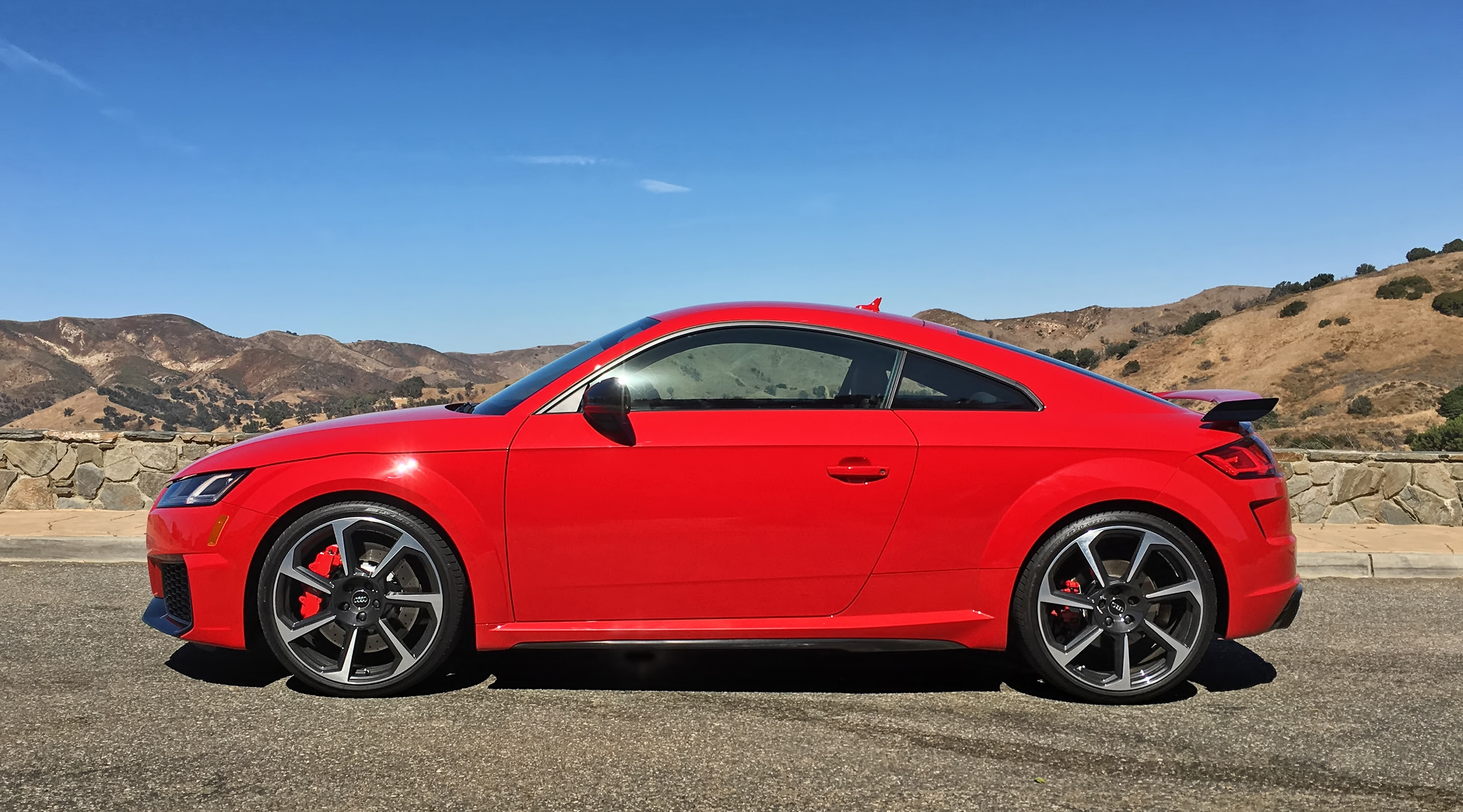 Review The Audi Tt Rs Is A Beast We Ll Miss It