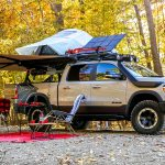 This Righteous Ram 1500 Otg Overland Truck Is Ready To Explore