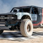 2021 Ford Bronco This Is It As A Baja Race Truck