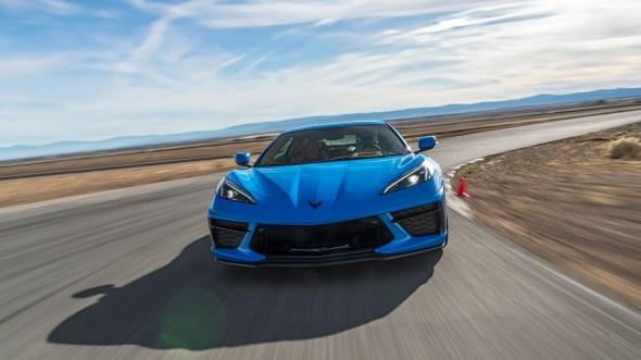 2020 Chevrolet Corvette 1