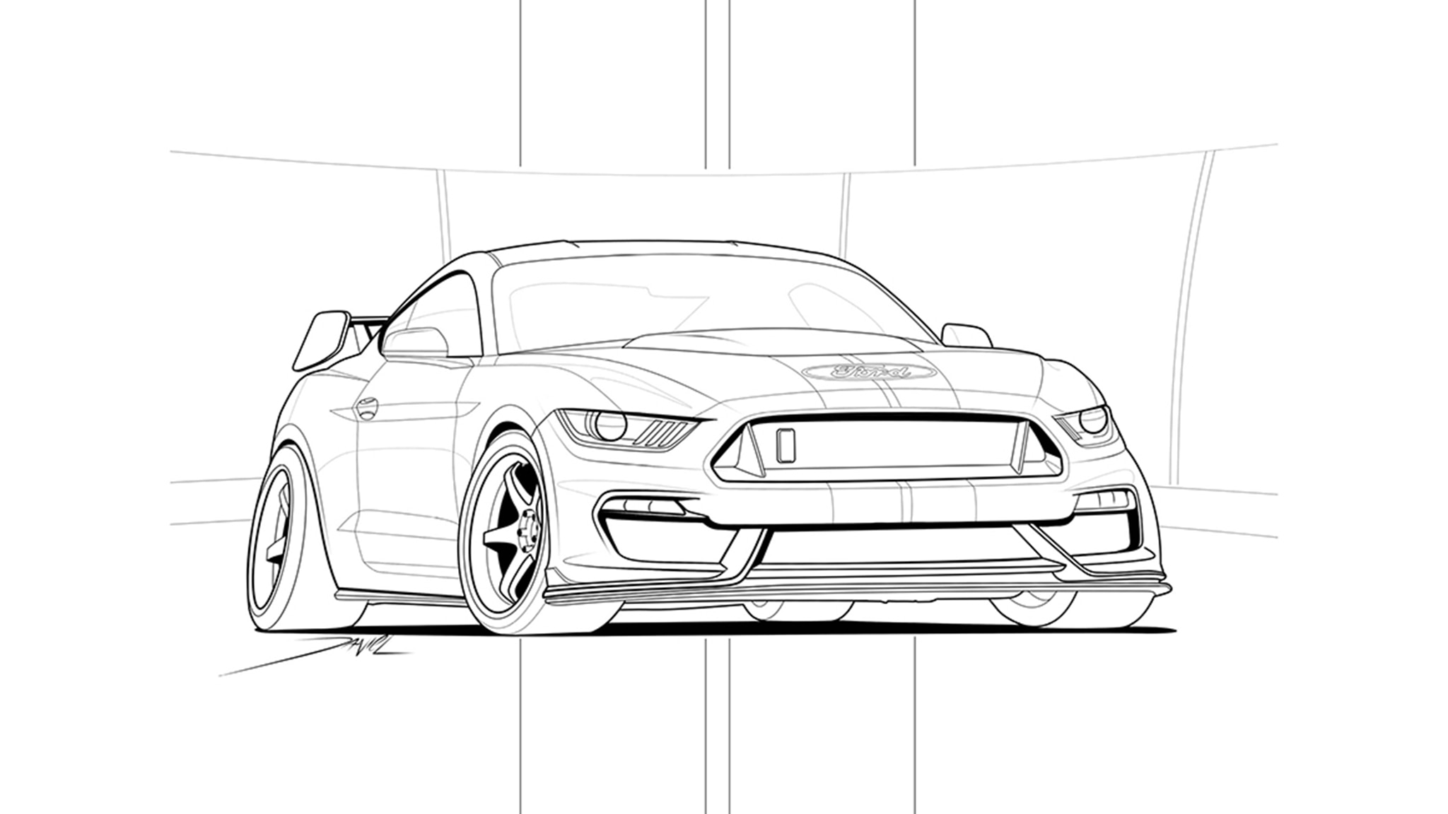 Ford Offers Fun and Free Activity Book For Car-Crazy Kids