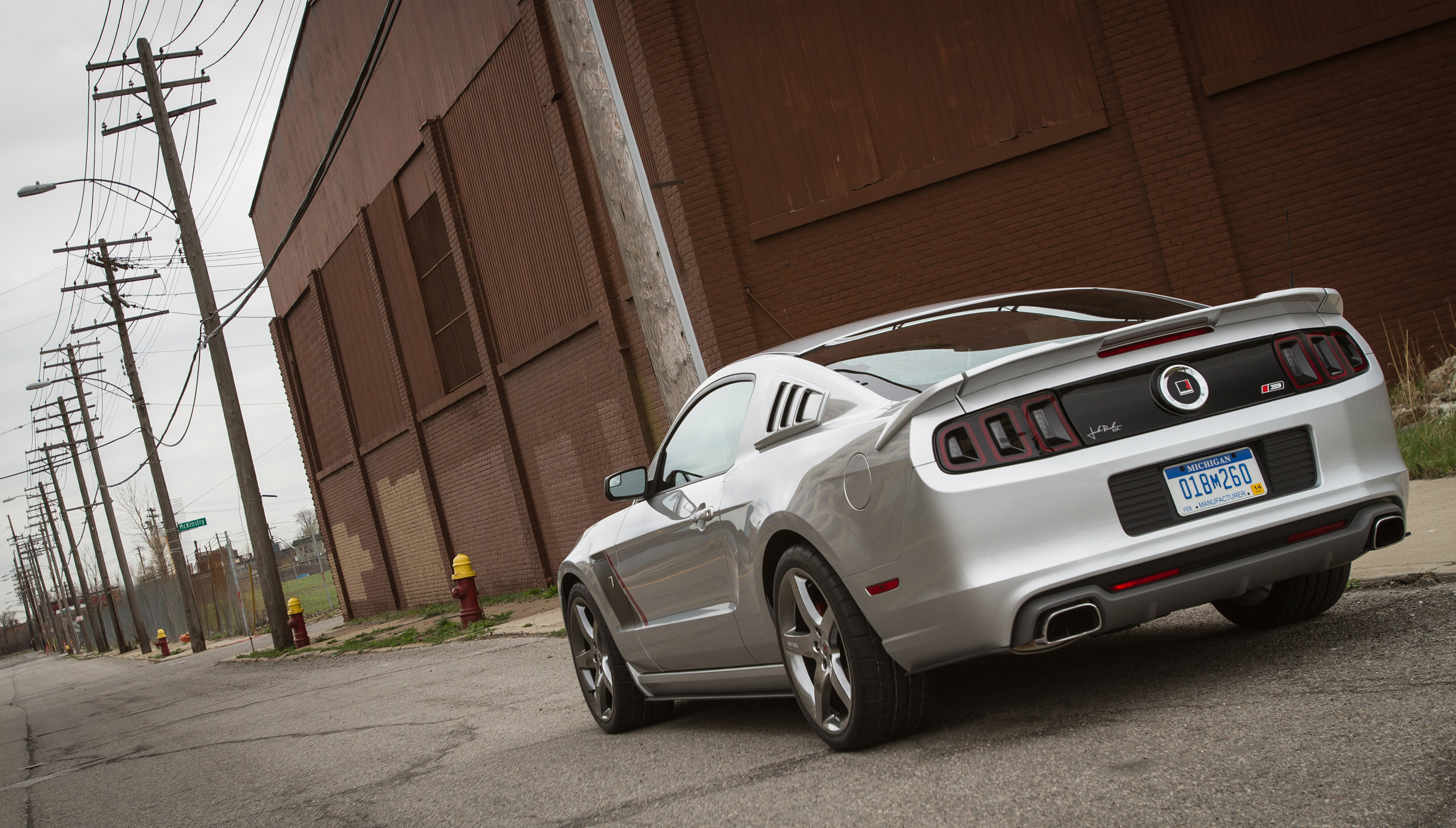 2013 roush ford mustang picture 67806