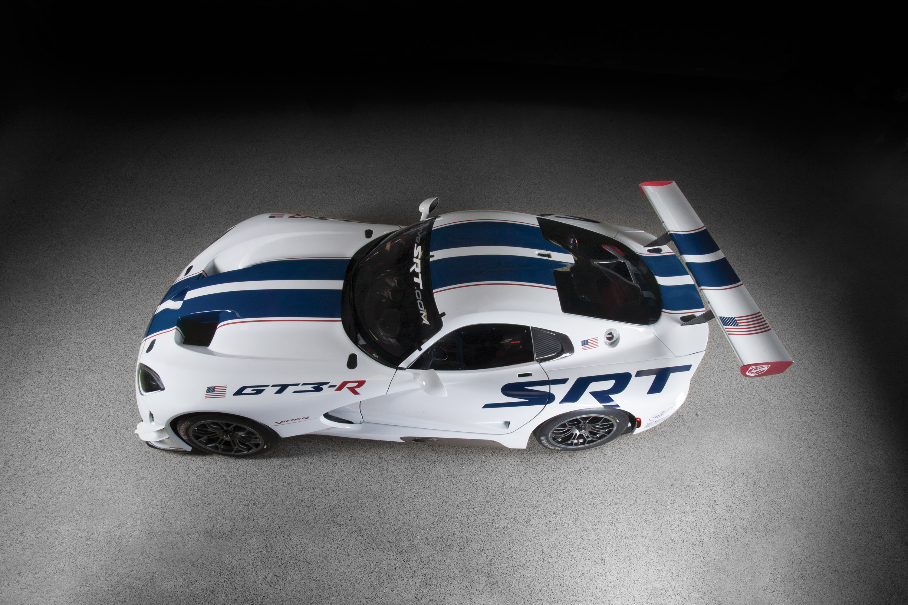 2014 Dodge SRT Viper GT3R Is Ready For Competition