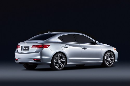 small resolution of acura ilx concept