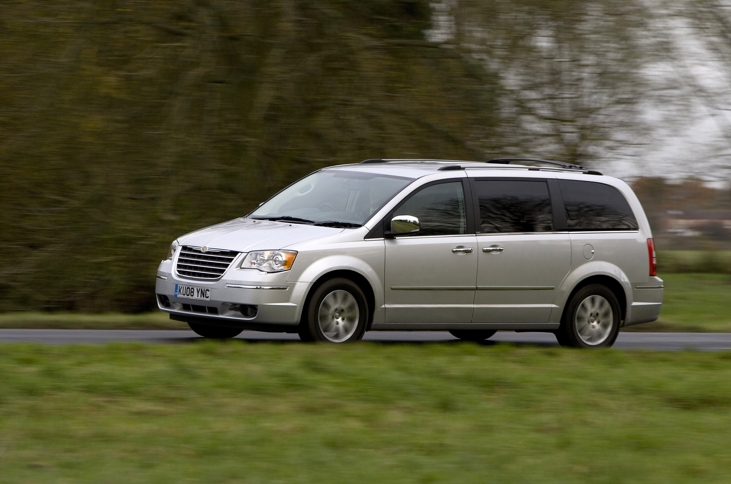 Chrysler Grand Voyager  Picture 11406