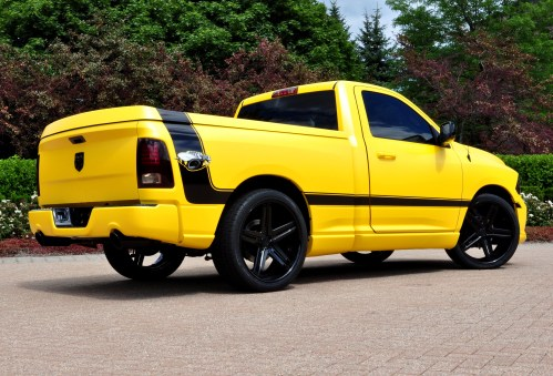 small resolution of dodge ram 1500 rumble bee concept