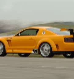 ford mustang gt r concept picture 18083 2007 mustang gt custom paint 2007 mustang gt exhaust [ 3600 x 2345 Pixel ]