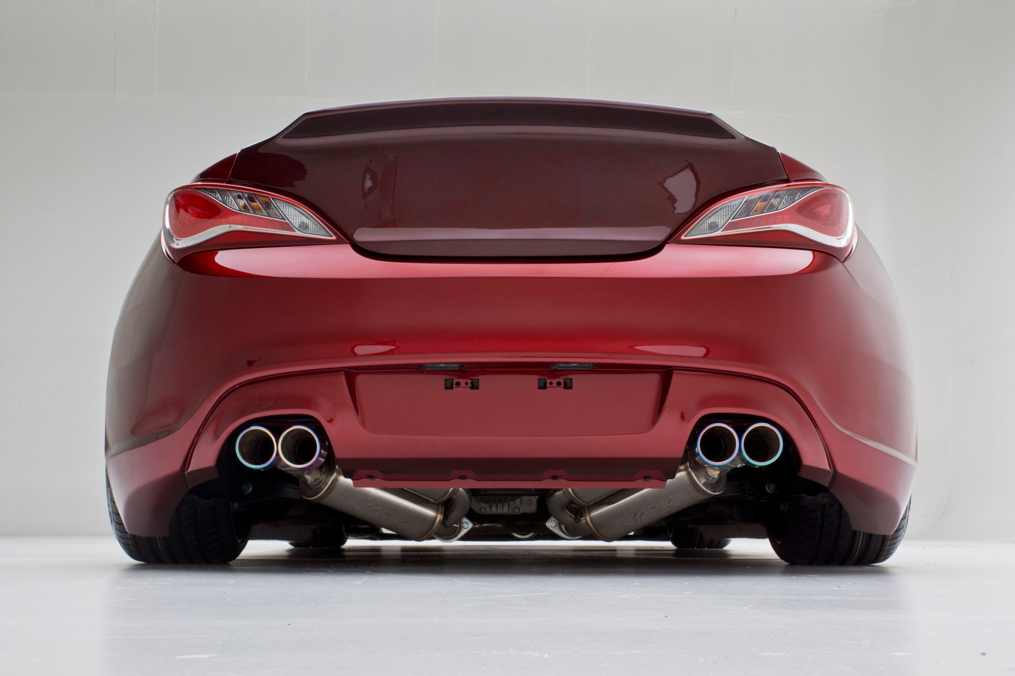 hight resolution of fuelculture hyundai genesis coupe turbo concept