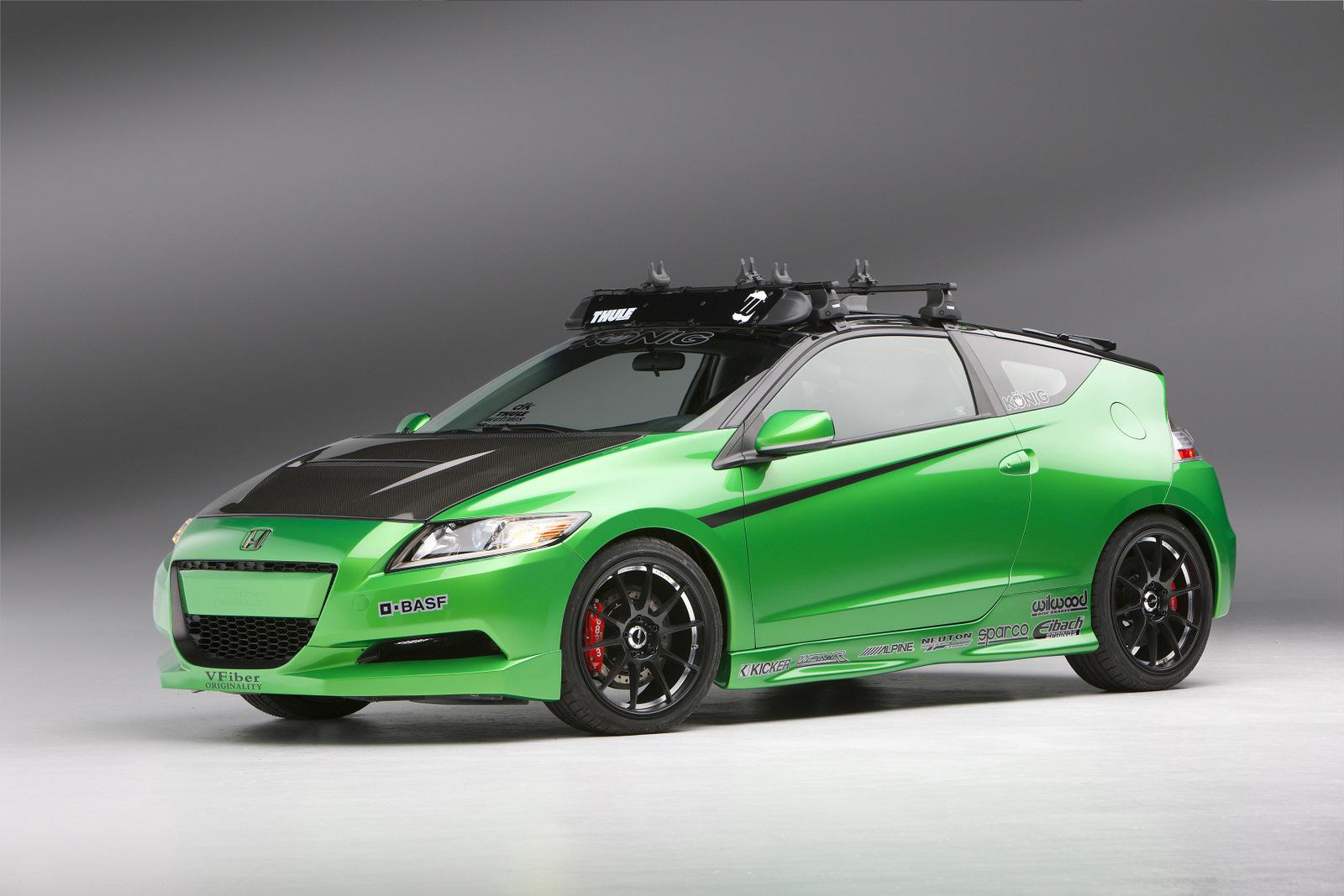 hight resolution of honda cr z at sema picture 44728 rh automobilesreview com 2016 cr z 2013 honda cr z wiring diagram