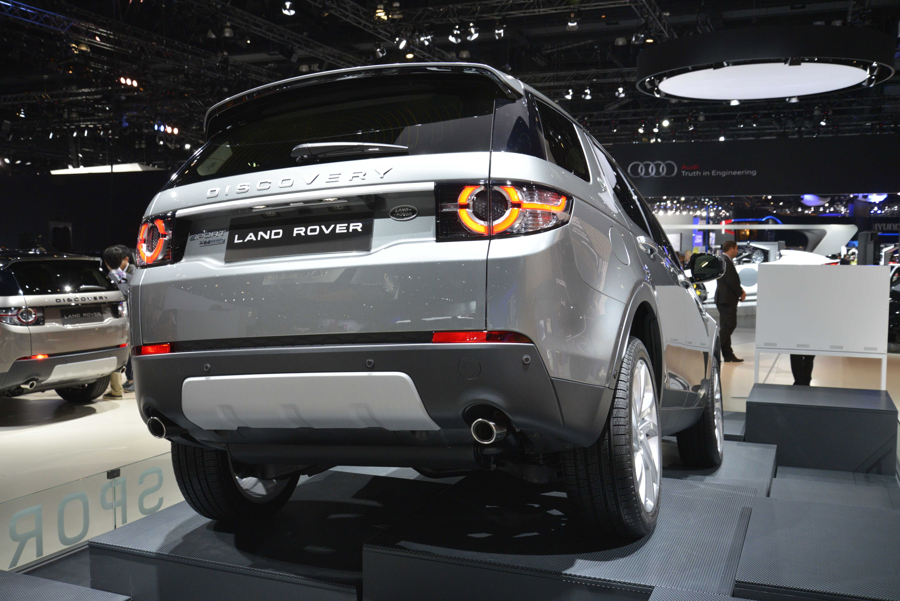 Land Rover Discovery Sport has won Another petition