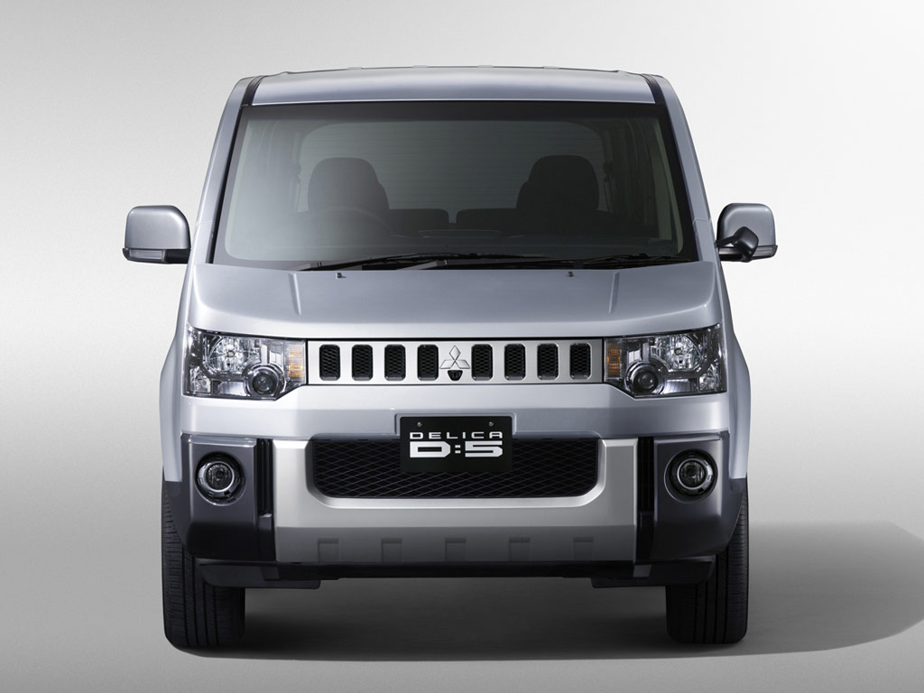 Lincoln Wallpaper Car Mitsubishi Delica D5 Picture 587