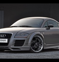 prior design audi tt aero kit [ 1920 x 1275 Pixel ]