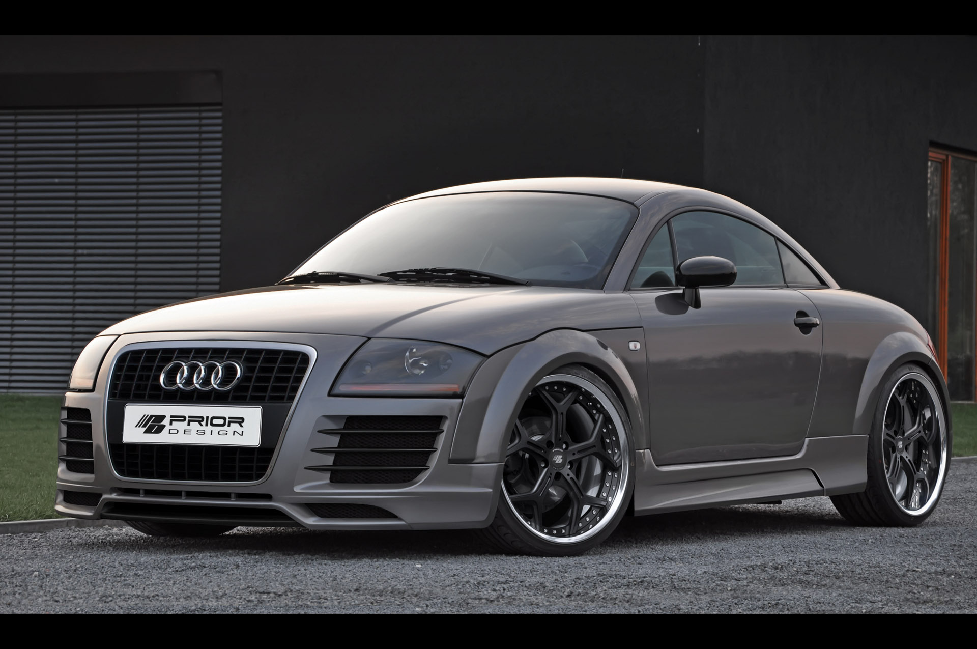 hight resolution of prior design audi tt aero kit