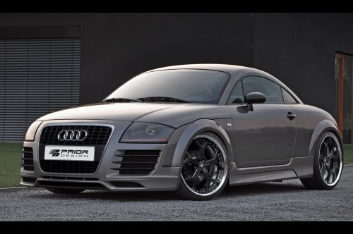 small resolution of prior design audi tt aero kit