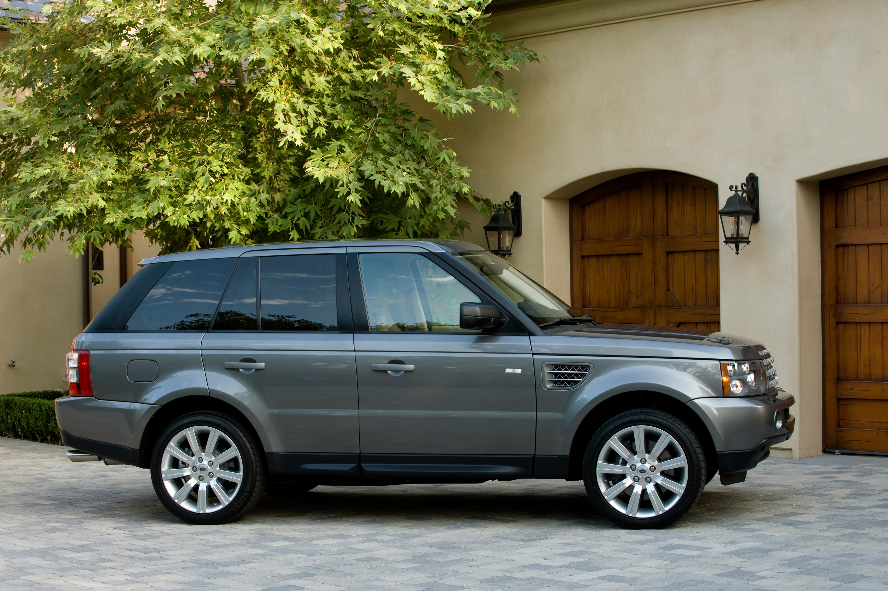 2009 Range Rover Sport Interior Colors