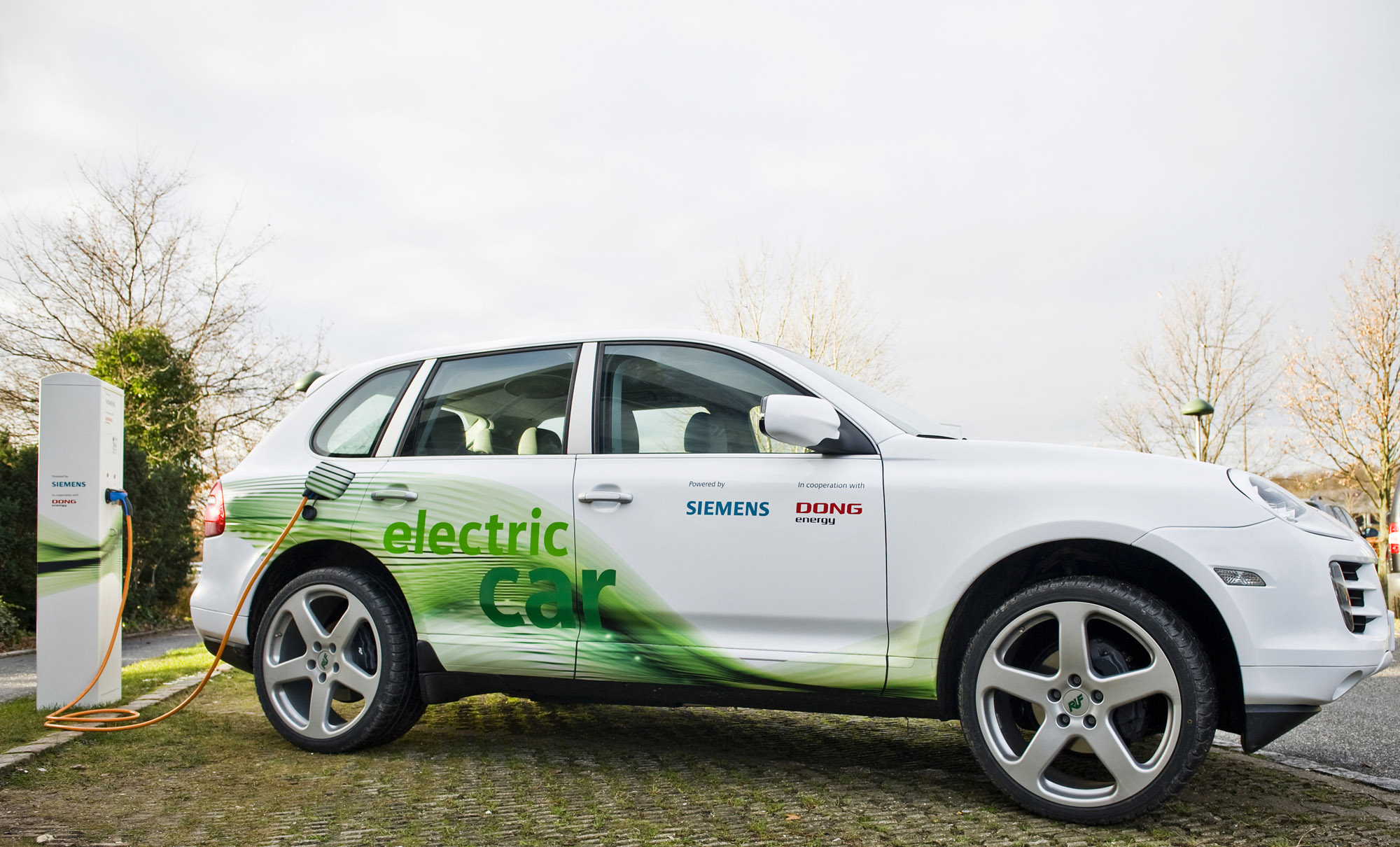 RUF Stormster The Very First Electric SUV