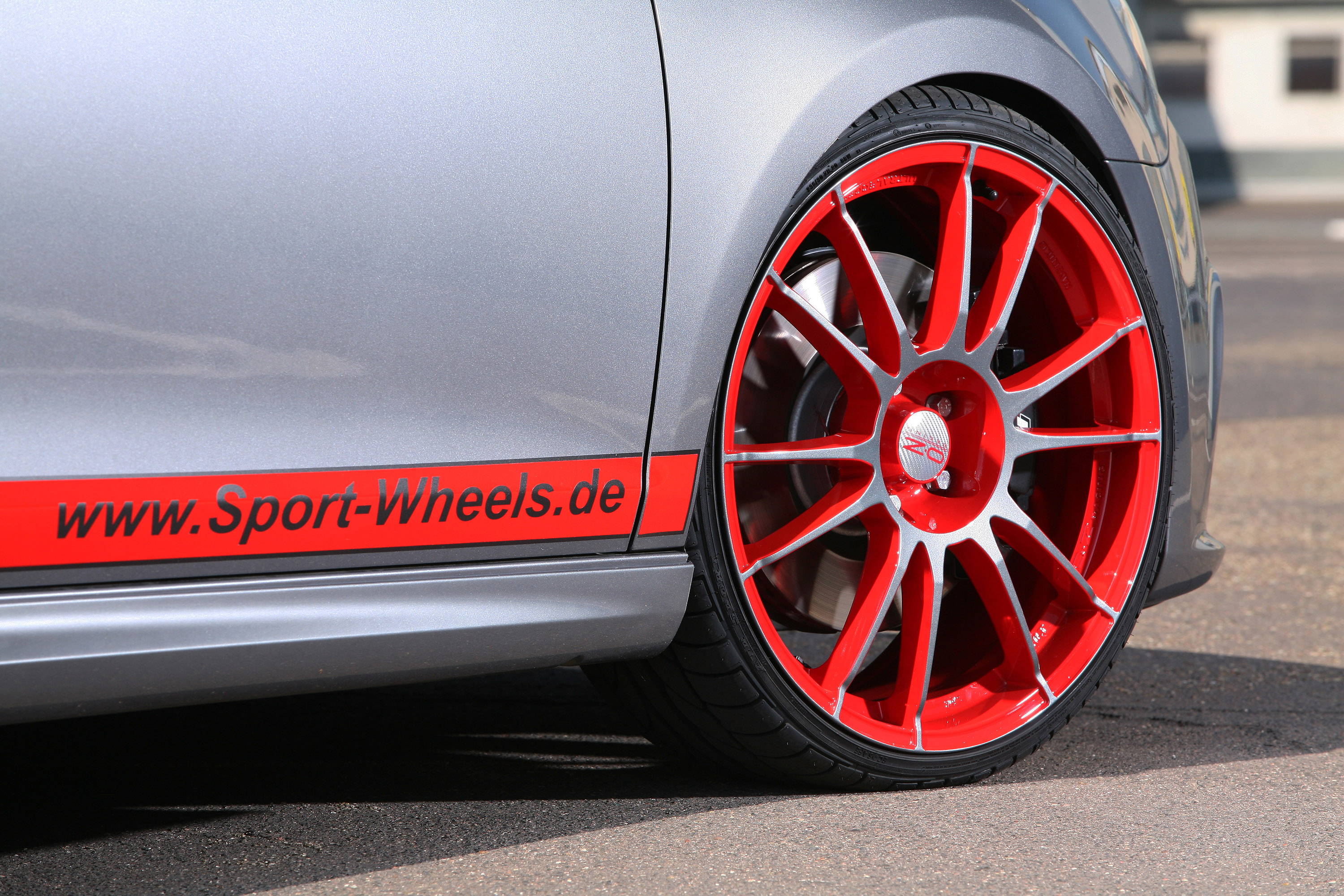 Car Stickers Wallpapers Sport Wheels Vw Golf Vi R Picture 39357