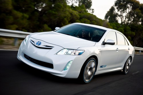 small resolution of  toyota hybrid camry concept vehicle
