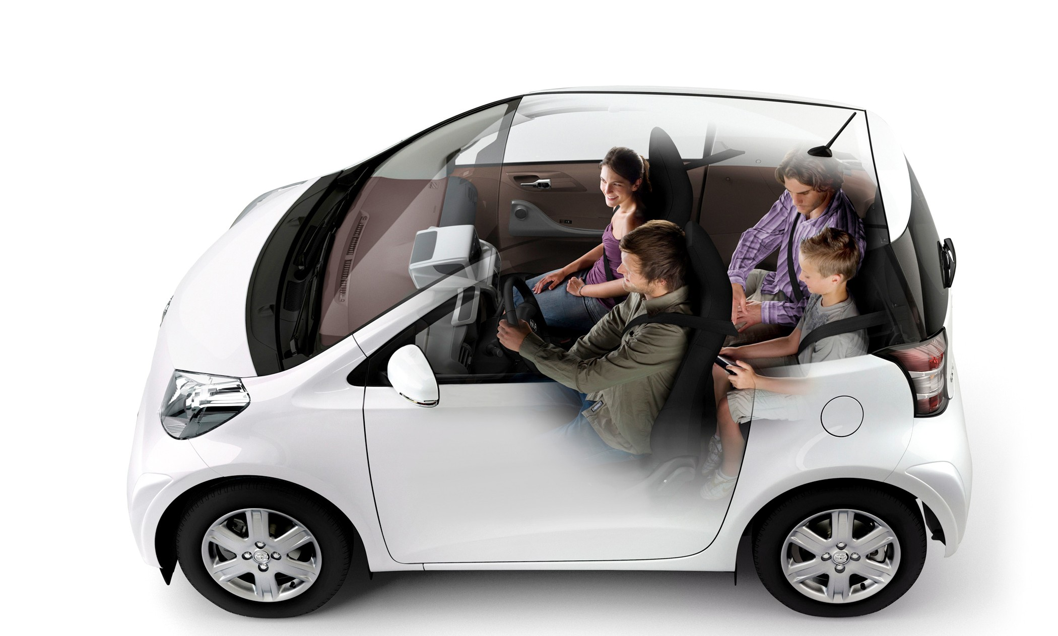 2009 Toyota IQ Picture 45179