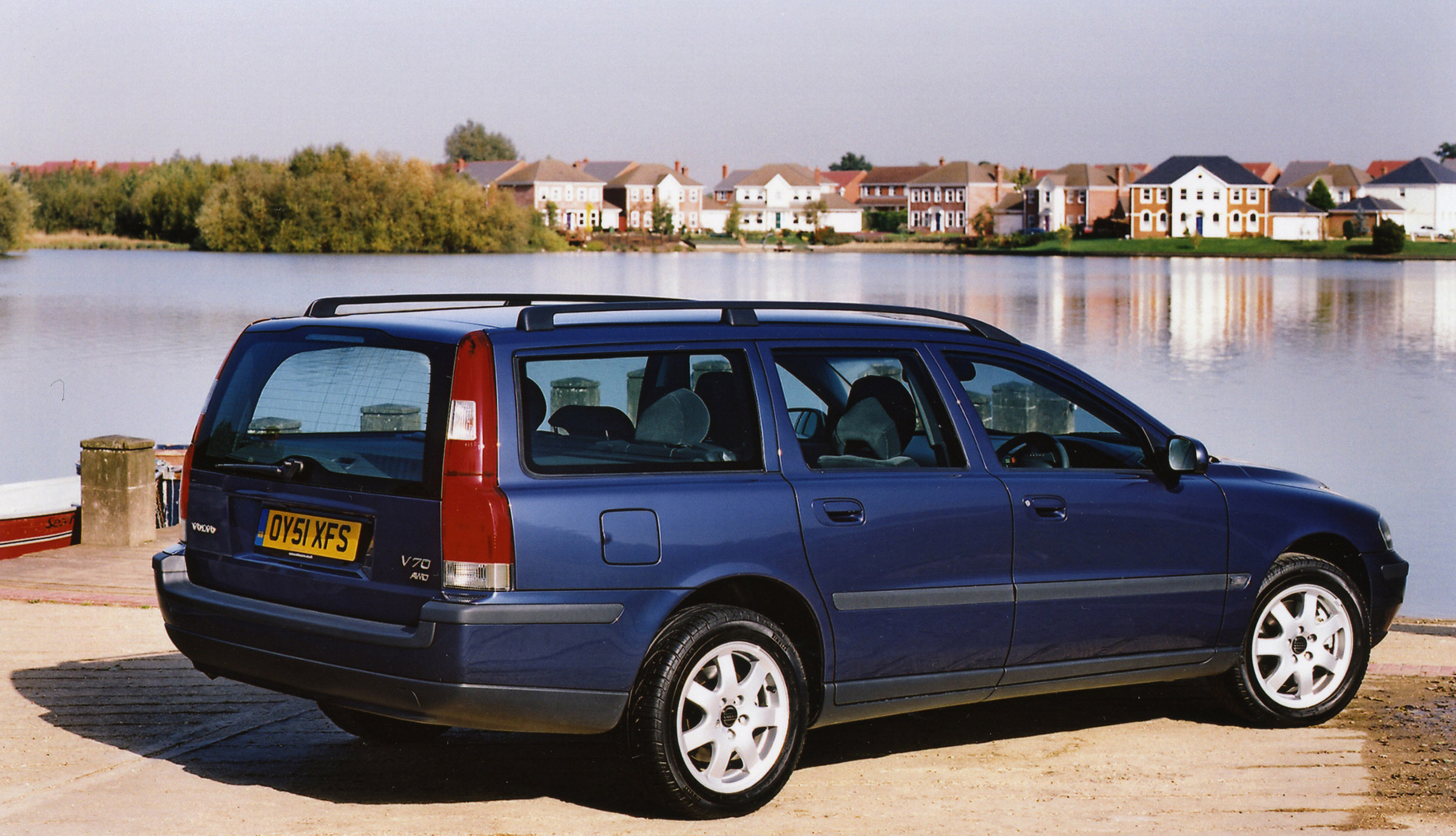 Car Wallpapers 2014 Download Volvo V70 2001 Picture 14178