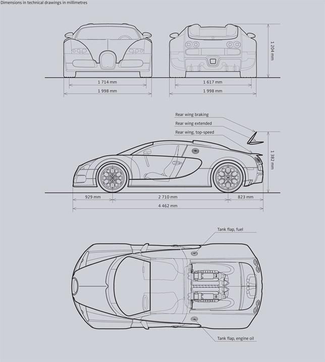 New Bugatti Veyron 16.4 Grand Sport