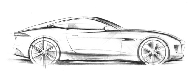 Jaguar C-X16 [sketch]
