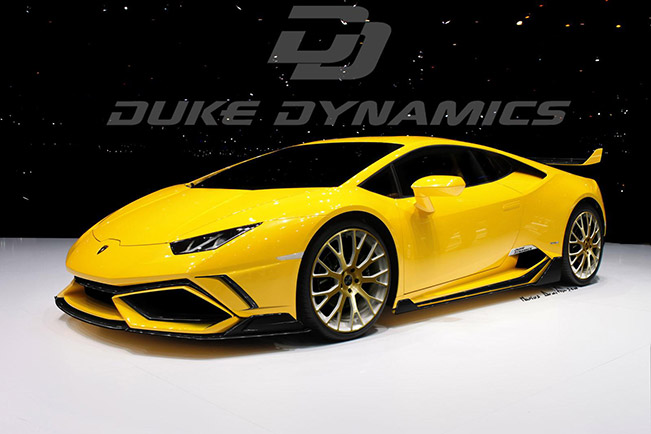 Duke Dynamics Lamborghini Huracan LP610 4 Arrow