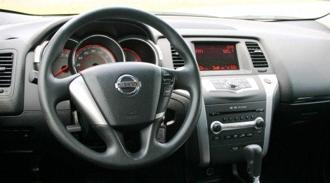 2009 Nissan Murano Review