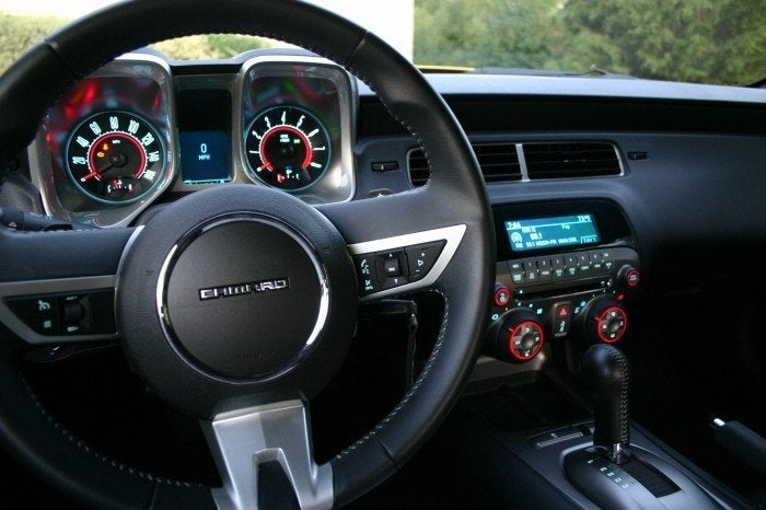 2010 Chevy Camaro 1LT Review