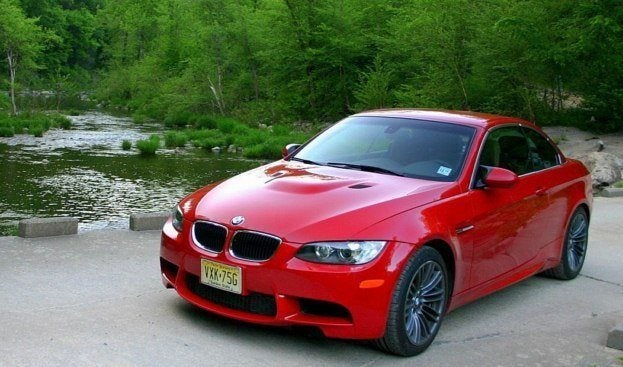 2010 BMW M3 Convertible Review  We Drop the Top and Head West