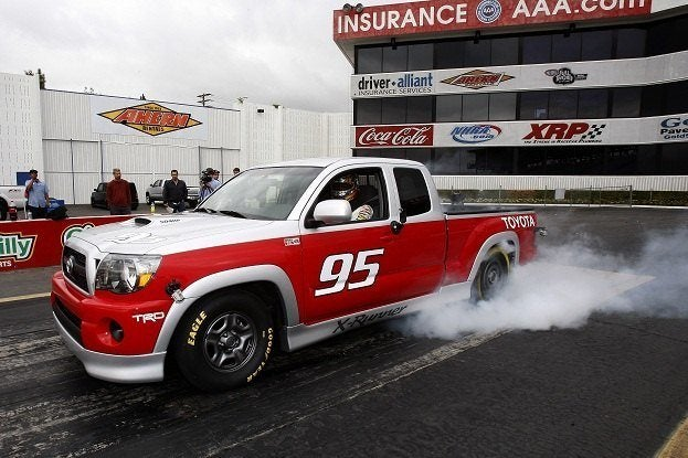 Toyotas Hot Rod Tacoma XRunner RTR