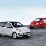 Volkswagen Up Adds Two Doors