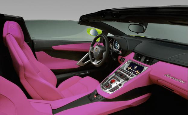 Contest Who Can Make the Ugliest Lamborghini Aventador