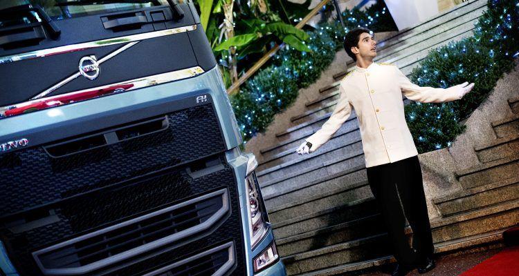 Volvo Trucks New Video - The Casino - Revealed