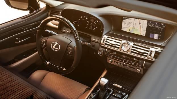 2015 Lexus LS 460 F SPORT Review